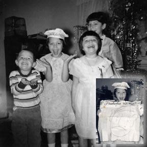 Ann Hauprich - Freihofer Birthday Girl in 1959